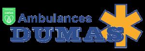 logo ambulance dumas